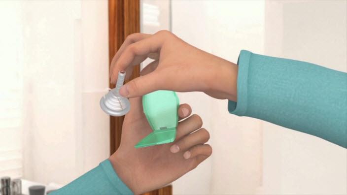 Hvordan bruke Conveen® Optima uridom
