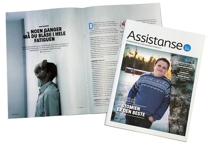 Assistanse magasin nr 1 2018