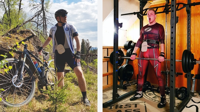 Svært Under Ua Armour Fitness Engasjerte Mannlige Sko Hvite
