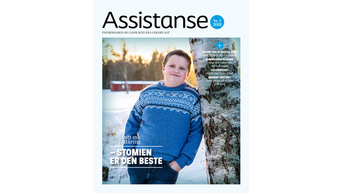 Bilde av Assistanse magasinet